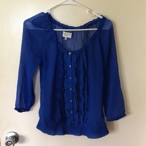 Gilly Hicks blouse